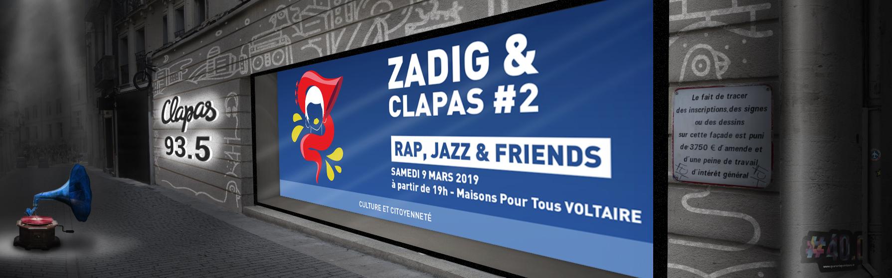 Slider Zadig et Voltaire